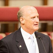 Pastor Mark Swanson